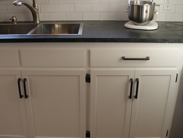 Blanco Microedge Sink eclectic-kitchen-sinks