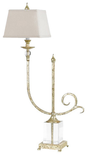 AF Lighting Candice Olson Lucy Table Lamp transitional-table-lamps