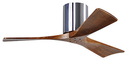 Ceiling Fan With Wood