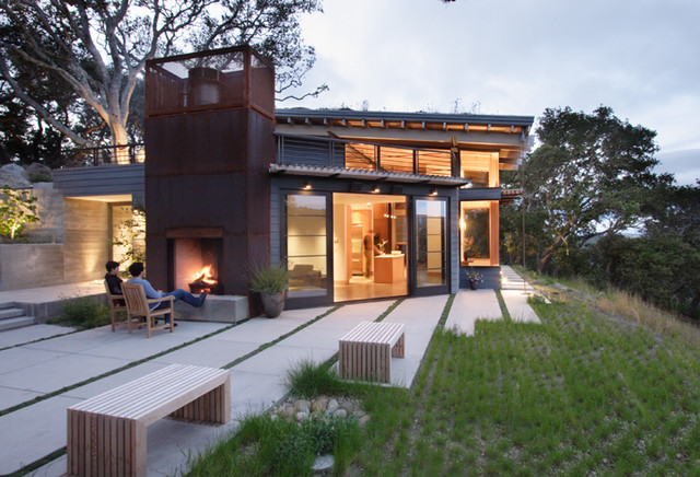 Feldman Architecture contemporary exterior