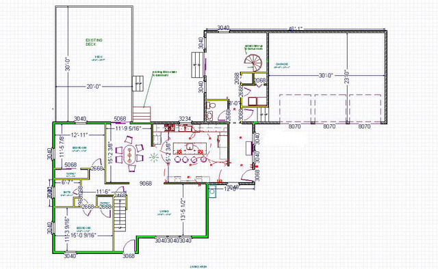 Cape cod style home gets an addition and makeover eclectic for Cape cod style home addition plans