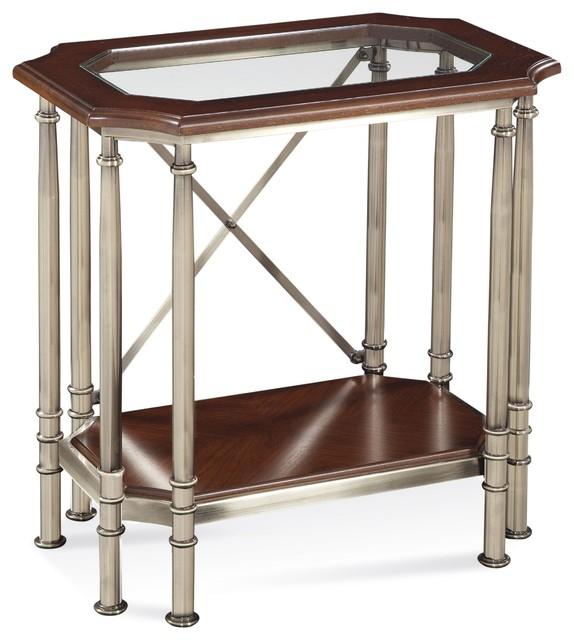 Bassett Mirror Clifton Chairside Table T2611 203