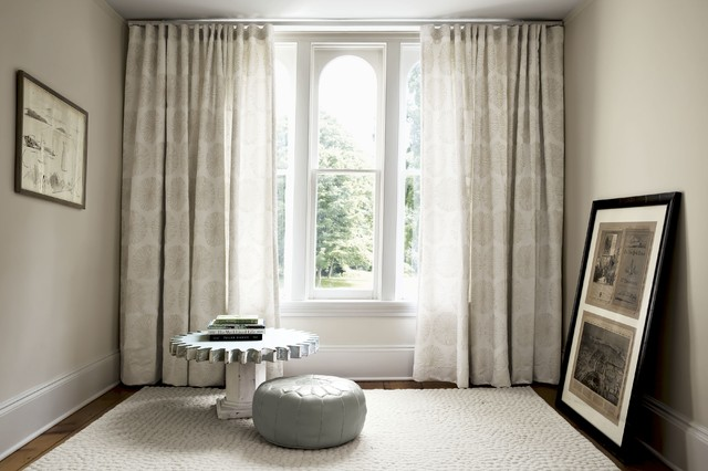 Smith and noble classic wave fold drapery curtains los for Smith and noble shades