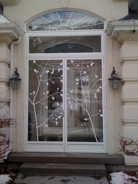 Natural Living Doors rustic-windows-and-doors
