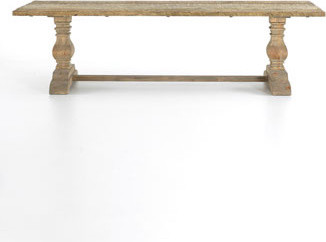 Natural Dining Table traditional-dining-tables