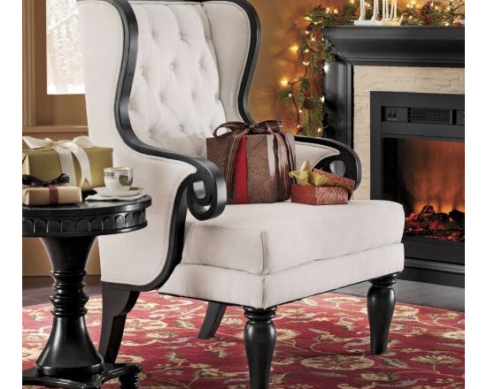 Wingback Chair, Orleans -
