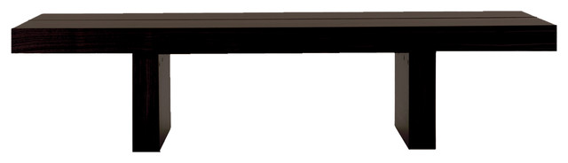 Tokyo 150 High Coffee Table, Wenge contemporary-coffee-tables