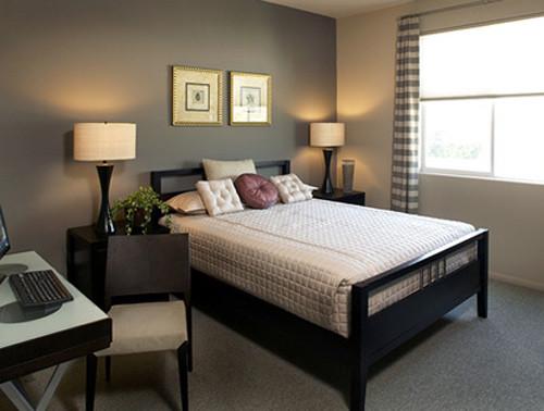 Del Rey Terrace Master Bedroom