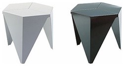 Prismatic Table   Vitra modern-coffee-tables