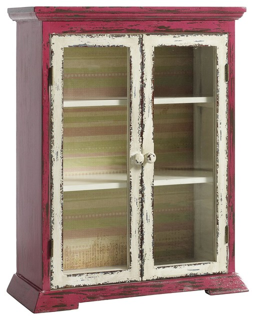 Glass Display Cabinet Rustic Display Wall Shelves By Out There