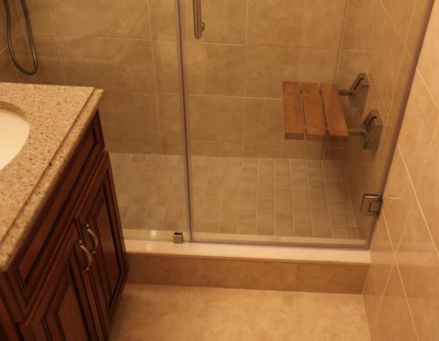 Forest Hills Bathroom Remodel contemporary-bathroom