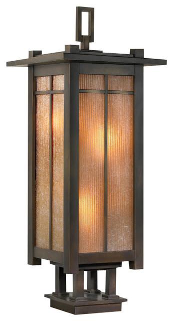 Capistrano Outdoor Pier Mount, 401883ST craftsman-post-lights