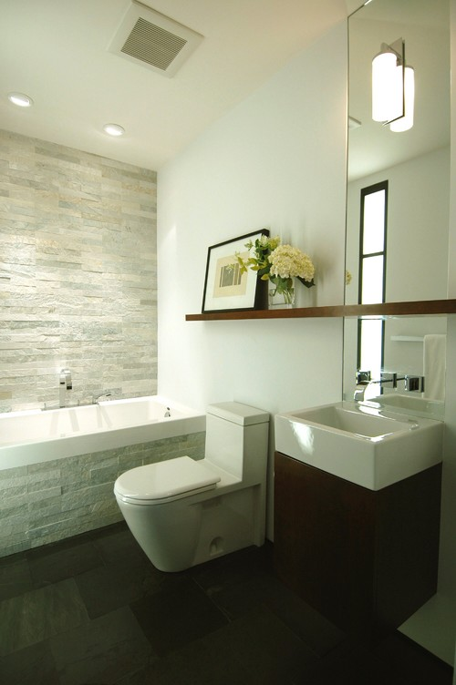 8 Design Ideas For Small Bathrooms modern bathroom