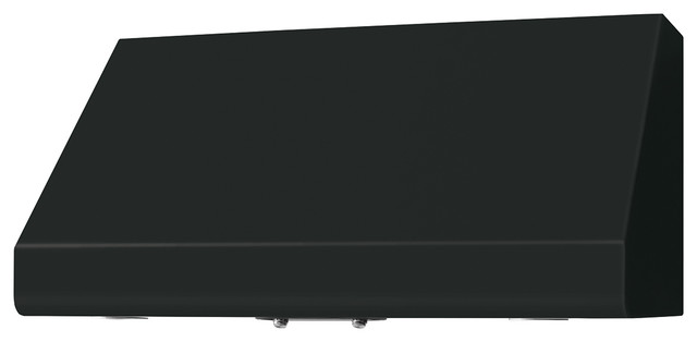 "36"" Prizer Incline Hood in Umbra Grey (RAL 7022) modern-range-hoods-and-vents"