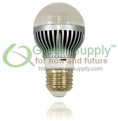 Dimmable A19 LED Light Bulb - 40W Replacement - Bright Warm White bathroom-lighting-and-vanity-lighting