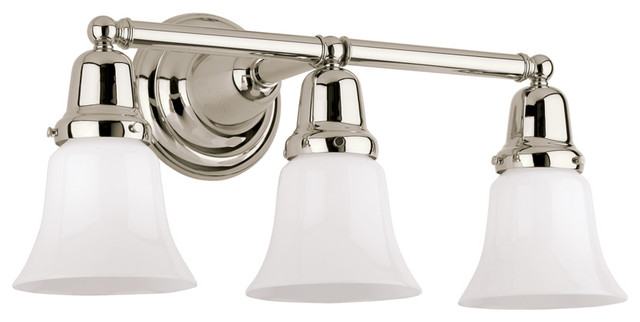 Traditional bathroom lighting and vanity lighting for Traditional bathroom wall lights