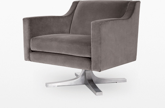 Tesoro Lounge Chair contemporary chairs