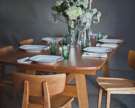 Sugarhouse Table - photo: Olya Nelson