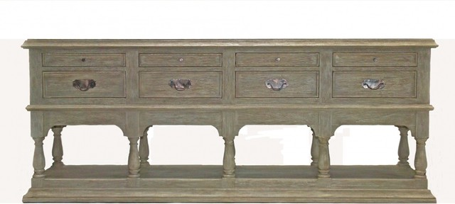 Console Siena traditional-side-tables-and-end-tables