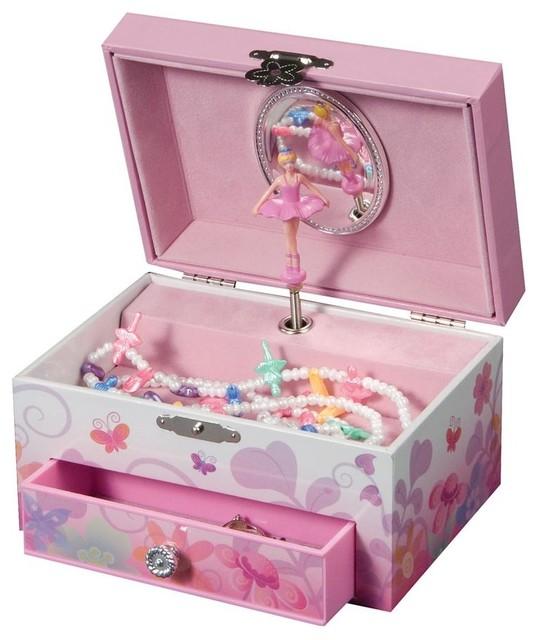 musical jewelry box contemporary