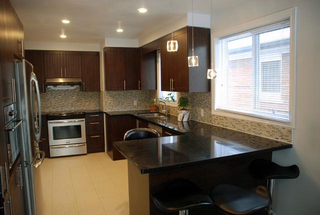 A Modern Kitchen contemporary-kitchen