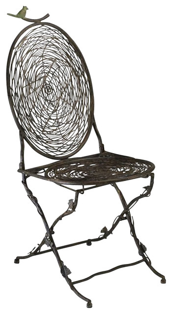 Bird Chair traditional-living-room-chairs