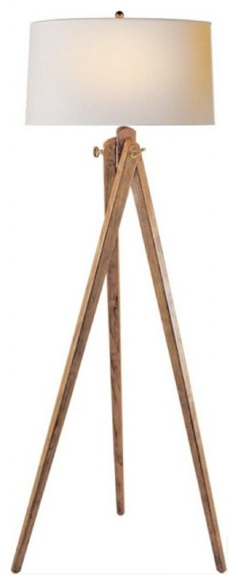 Tripod Floor Lamp by Sandy Chapman contemporary floor lamps