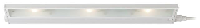 "Kichler 22"" Wide Xenon Starter Kit Under Cabinet Light modern-kitchen-lighting-and-cabinet-lighting"