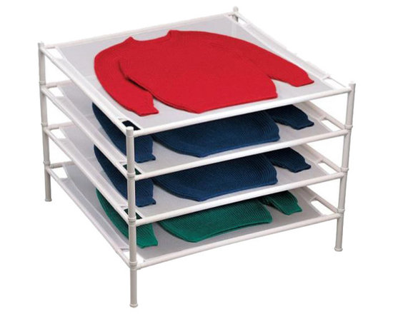 Stackable Sweater Drying Rack -