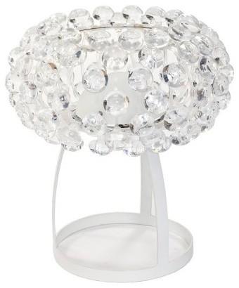 Halo Acrylic Crystal Table Lamp modern-table-lamps