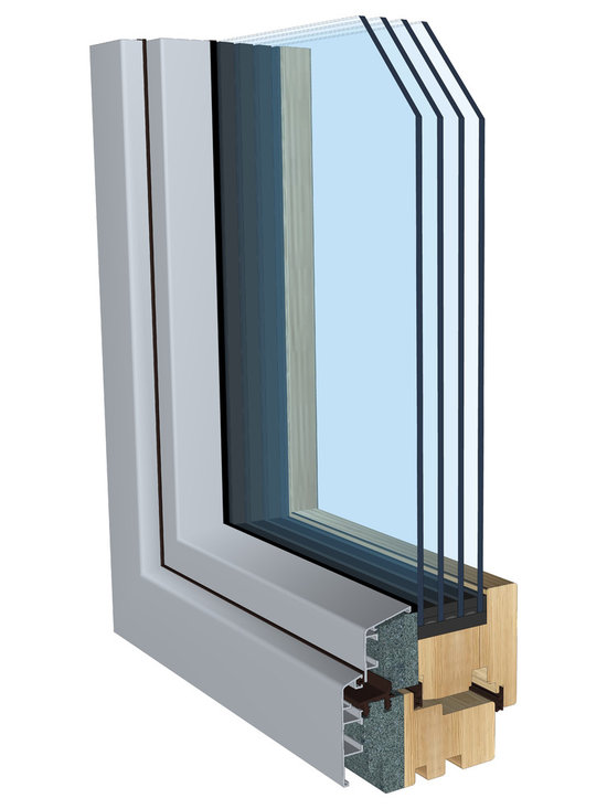 ZNC - Zola's No Compromise Passive House Window -