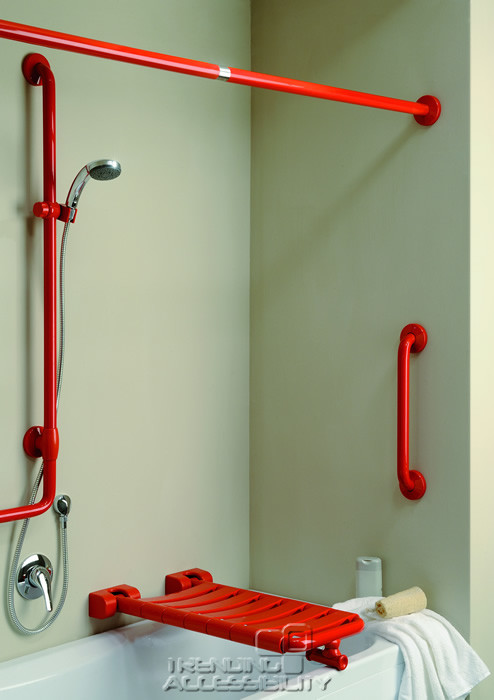 Grab Bars Amp Handrails In Bathrooms For Seniors Or For All