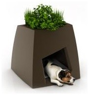 Niche Jardinière Kokon for Dogs and Cats contemporary-pet-supplies
