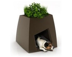Niche Jardinière Kokon for Dogs and Cats contemporary-pet-care
