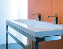 WETSTYLE C Collection Stainless Steel Console modern-bathroom-vanities-and-sink-consoles