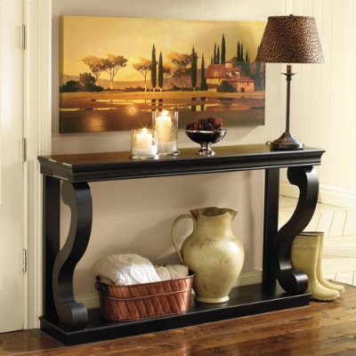 benedetta console traditional console tables by ballard designs. Black Bedroom Furniture Sets. Home Design Ideas