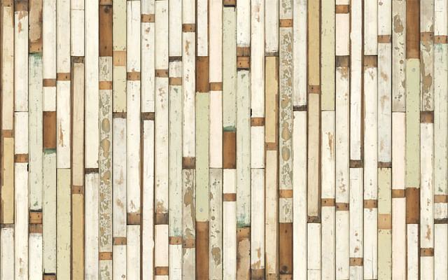 Piet Hein Eek - Scrapwood Wallpaper-PHE01 modern-wallpaper