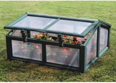 Riverstone Industries Genesis 3 x 3 ft. Cold Frame Greenhouse - Modern - Greenhouses - by Hayneedle