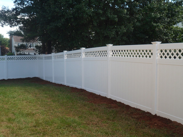 Challenger Fence contemporary-home-fencing-and-gates