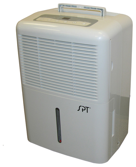 Dehumidifier With Energy Star 40 Pt Contemporary Bedroom Products By Spt Appliance Inc