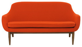 modern sofas by Heal's