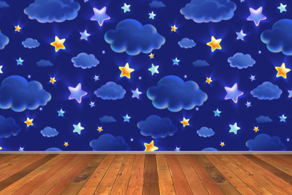 twinkle twinkle reusable wallpaper easy peel n stick