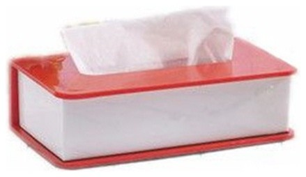 Eclectic Tissue Box Holders by Hihomedecor