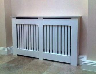 Radiator Cabinet Designs contemporary