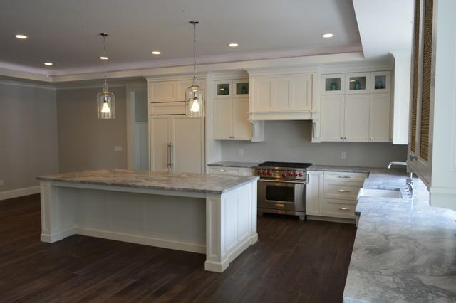 Ridge Residence traditional-kitchen
