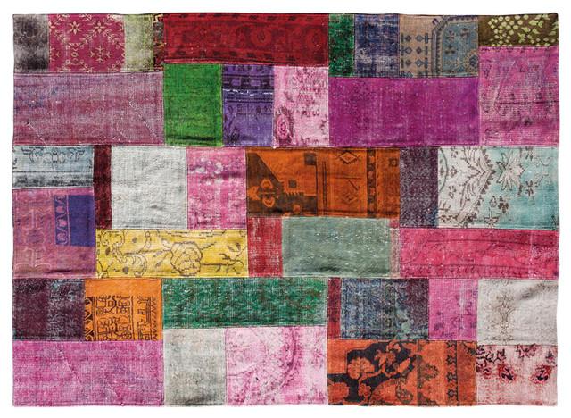 Limited Edition Mystic Carpet (Multicolor)  Modern