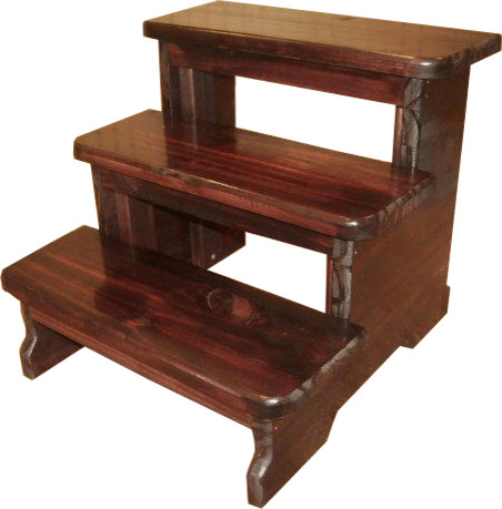 Three Stepper Step Stool