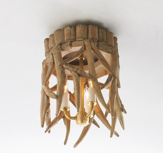 Wooden Light Shades