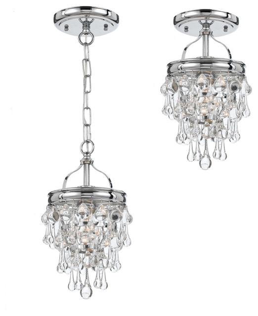 Calypso Ceiling Mount/Pendant contemporary-flush-mount-ceiling-lighting