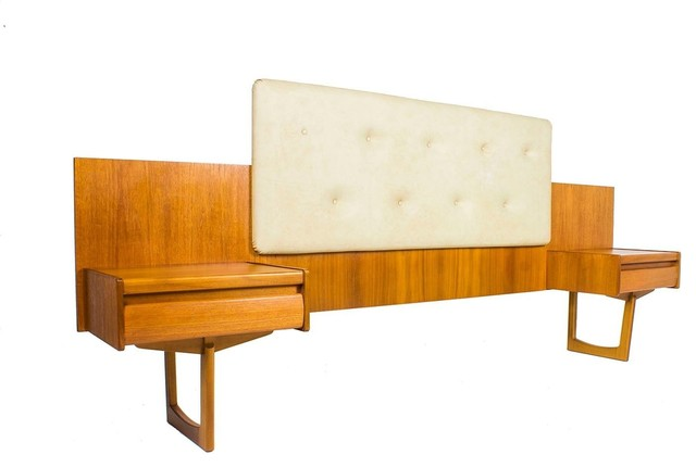 Consigned G Plan Fresco Mid Century Floating Queen